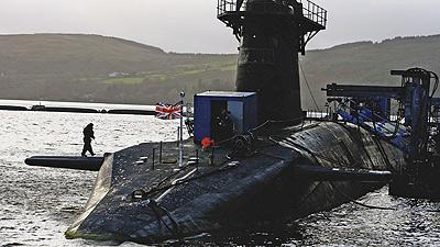 Sous-marin très silencieux